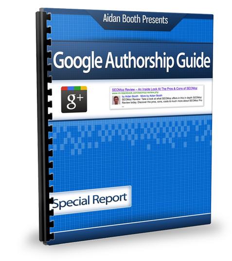 Google Authorship Guide