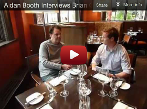 Aidan Booth Interviews Brian G Johnson
