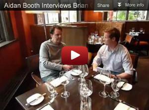 Aidan Booth Interviews Brian G Johnson