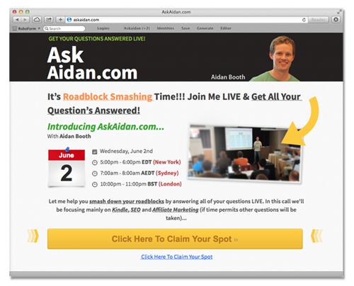 AskAidan.com